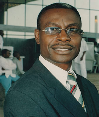 Prof Effiong Johnson